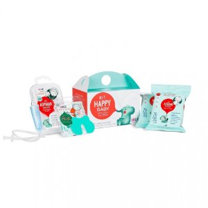 Kit Happy Baby Aspirador Nasal, Pikluc e Assoar Baby - Likluc
