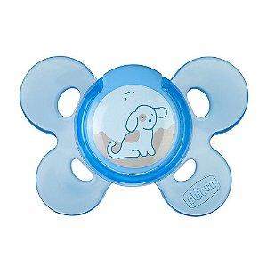 Chupeta Physio Confort Azul Tamanho 1 (0-6m) - Chicco