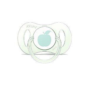 Mini Chupeta Para Recém Nascido Verde (0-2m) - Philips AVENT