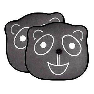 Redutor de Claridade Duplo Preto Urso - Girotondo Baby