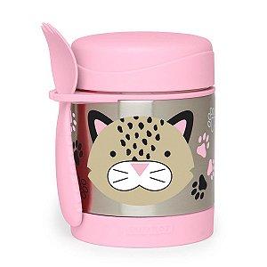 Pote Térmico Infantil Zoo Leopardo - Skip Hop