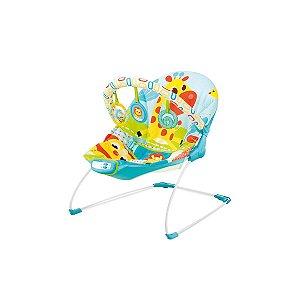 Cadeira de Descanso Infantil Musical e Vibratória Girafa - Mastela