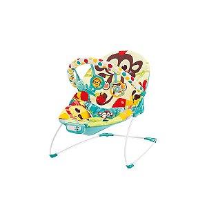 Cadeira de Descanso Infantil Musical e Vibratória Macaco - Mastela