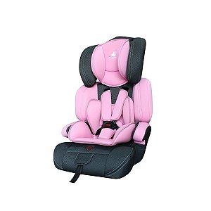 Cadeira Para Carro 9 A 36 kg Allegra Rosa - Mastela