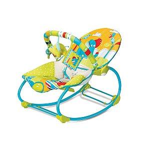 Cadeira de Descanso Infantil Rocker Elefante Colors - Mastela