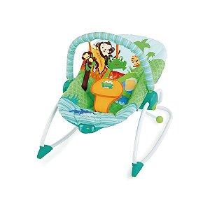 Cadeira de Descanso Infantil Musical e Vibratória Monkey - Weeler