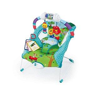 Cadeira de Descanso Infantil Musical e Vibratória Color Square - Weeler