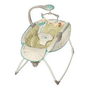 Cadeira Berço Infantil Musical e Vibratória Com Luz e Móbile - Weeler