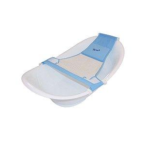 Redinha Azul Para Banheira - Baby Bath