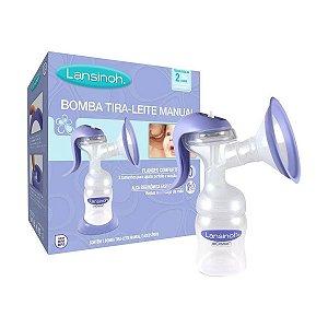Bomba Tira-leite Materno Basic Edition - Lansinoh