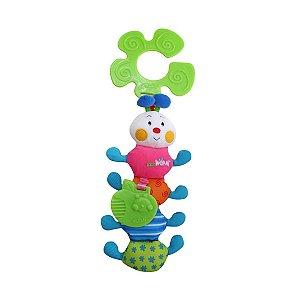 Boneco de Atividades Baby Centopeia - K's Kids
