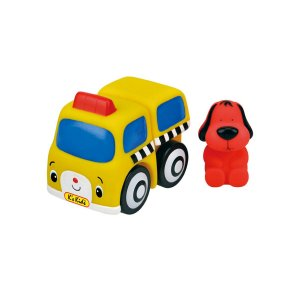 Popbo Blocs Ônibus Escolar Do Patrick - K's Kids