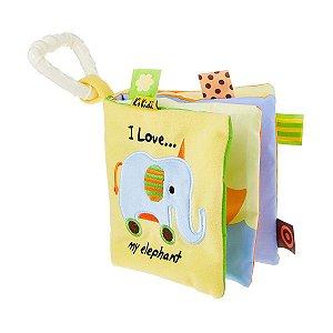 Brinquedo Para Bebê Primeiras Palavras - K's Kids