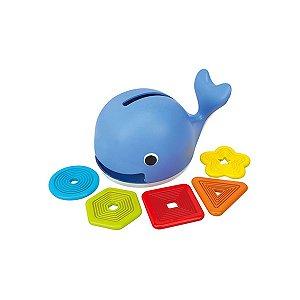 Brinquedo Para Bebê Alimente A Baleia - K's Kids