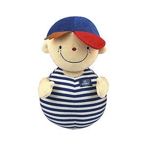 Brinquedo Para Bebê Boneco Gordinho Wayne - K's Kids