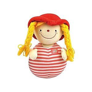 Brinquedo Para Bebê Boneca Gordinha Julia - K's Kids