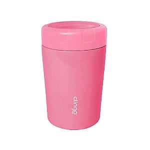 Pote Térmico Premium Rosa 420ml - Clingo