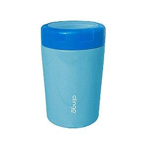 Pote Térmico Premium Azul 420ml - Clingo