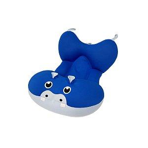 Almofada de Banho para Bebê Hipopótamo Luca - Baby Pil