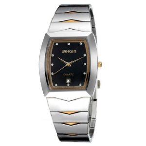 Relógio Feminino Skone Analógico Casual W0045BG Preto