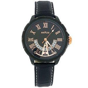 Relógio Analógico Berze BT164 Preto