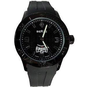 Relógio Analógico Social Berze BS144  Preto