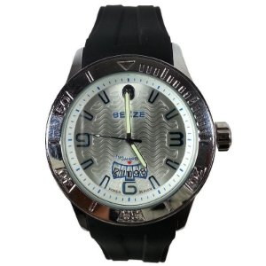 Relógio Masculino Analógico Social Berze BT164 Preto e Prata