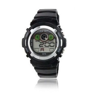 Relógio Masculino Jia Sen AnaDigi Esporte 887B Preto