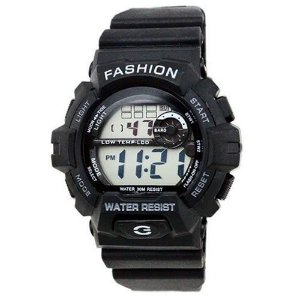 Relógio Masculino Jia Sen AnaDigi Esporte 930D Preto