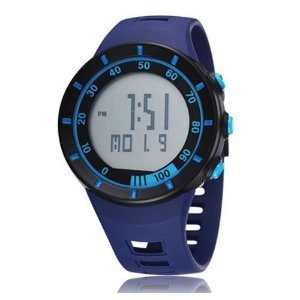 Relógio Masculino Ohsen AnaDigi Esporte 2821 Azul