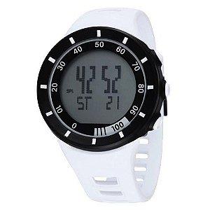 Relógio Masculino Ohsen AnaDigi Esporte 2821 Branco
