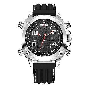 Relógio Masculino Weide Anadigi WH-5208 BR