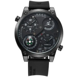 Relógio Masculino Weide Analógico  UV-1505 PT