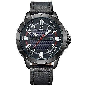 Relógio Masculino Weide Analógico UV-1608 Preto