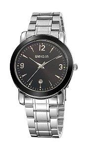 Relógio Masculino Weiqin Analógico W0074BG Preto