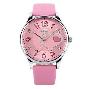 Relógio Feminino Skmei Analógico 9085 RS