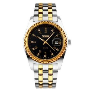 Relógio Feminino Skmei Analógico 9098 Preto
