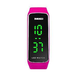 Relógio Feminino Skmei Digital 1119 Rosa