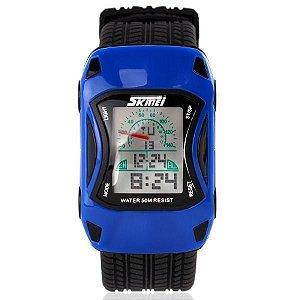 Relógio Infantil Skmei Digital 0961 Azul