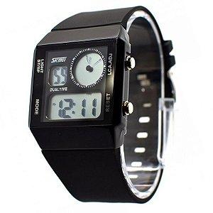 Relógio Skmei Anadigi 0841 Preto