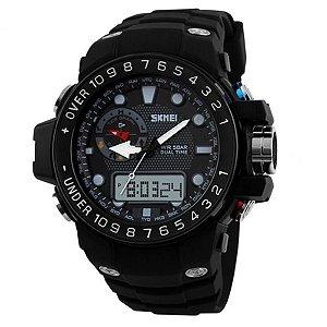 Relógio Masculino Skmei AnaDigi 1063 - Preto