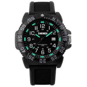 Relógio Masculino Skmei Analógico 1078 Preto