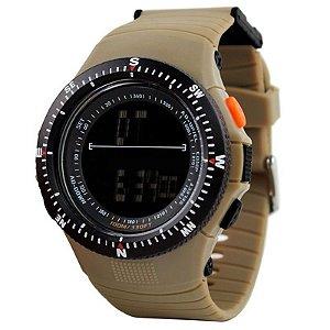Relógio Skmei Digital 0989 Marrom