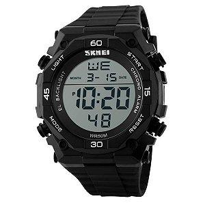 Relógio Masculino Skmei Digital 1130 Preto