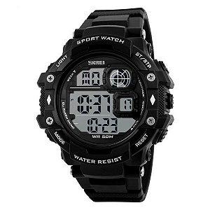 Relógio Masculino Skmei Digital 1118 Preto