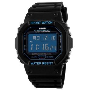 Relógio Masculino Skmei Digital 1134 - Preto e Azul
