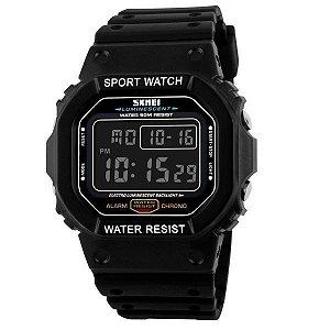 Relógio Masculino Skmei Digital 1134 Preto