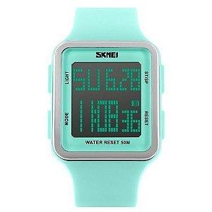 Relógio Masculino Skmei Digital 1139 Verde