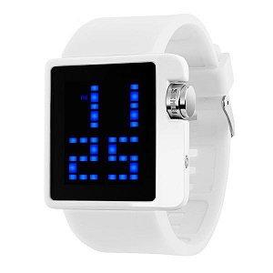 Relógio Masculino Skmei Digital 1145 Branco