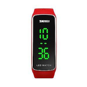 Relógio Unissex Skmei Digital 1119 Vermelho